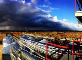 Petkus together with Simeza develop a large-scale grain logistics terminal in Ukraine