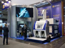 PETKUS and SIMEZA at EUROTIER, invite you to design your storage plant