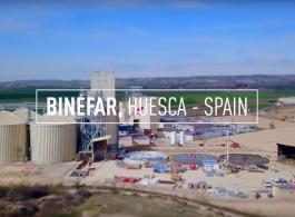 Extension of AGROPIENSO grain storage plant