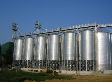 6 Flat Bottom Silo in Koprivnica (Croatia)