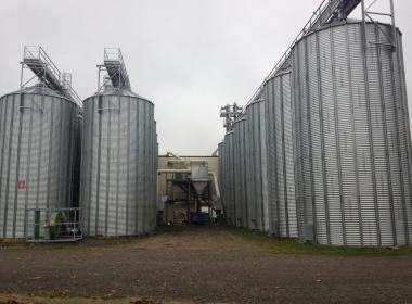 14 Flat Bottom Silos in Haute Garonne (Francia)
