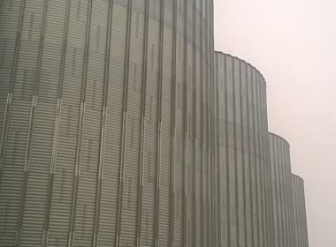 4 Flat Bottom Silos in Kazakhstan